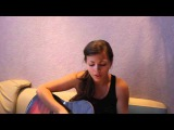 Девочка офигенно поет под гитару,  новинка