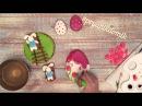 Имбирные пряники/ Мк: пасхальная композиция / cookies