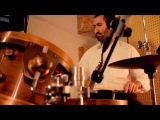 Mark Moshayev 9 beats Drum Solo with Guitar-