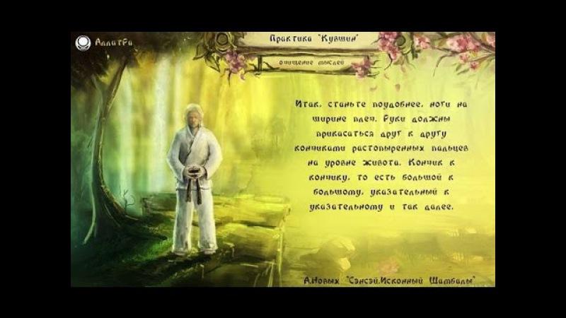 Медитация КУВШИН. Анастасия Новых Сэнсэй. Исконный Шамбалы