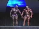 Jay Cutler VS Ronnie Coleman final Mr Olympia Idea to End