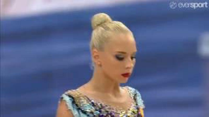 Yana Kudryavtseva Ball Final - World Cup Kazan 2016 » Freewka.com - Смотреть онлайн в хорощем качестве
