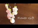 ЦВЕТЫ КАНЗАШИ видео Канзаши Мастер Класс Цветы из Лент KANZASHI