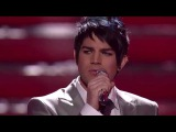 ISOLATED VOCALS Adam Lambert - A Change Is Gonna Come - American Idol Top 2 - May 19, 2009