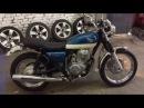 Honda CB400SS Первый взгляд перед покупкой