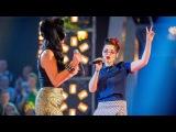 Georgia Vs Leverne Scott-Roberts Battle Performance - The Voice UK 2014 - BBC One