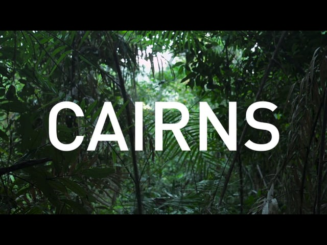 Bryn Atkinson: Raw Outta Bounds in CAIRNS, Australia