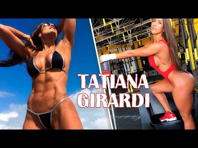 TATIANA USSA GIRARDI - Crossfit Body motivation