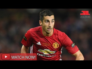 Henrik Mkhitaryan vs Everton – Individual Highlights - Pre Season - 03/08/16 - JoselUnited
