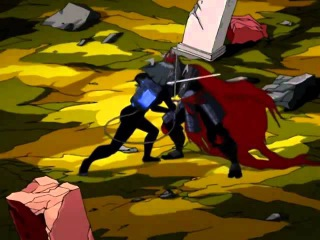 Черепашки Ниндзя: Новые приключения - Новый мировой порядок. Часть 2 (Сезон 5, Серия 8)