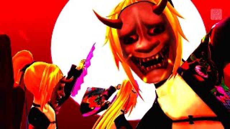 【Project DIVA F2nd】Kagamine Len -Bizarre Demonic Tales 魍魎怪奇譚【Module Akita Neru-Edit PV】