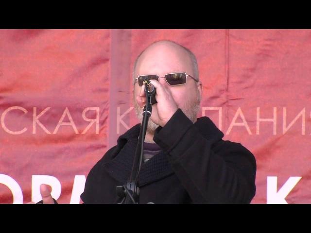 Хватит кормить Кавказ! Константин Крылов. Митинг 22.10.2011