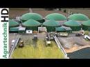 Claas Jaguar 980 Fendt 724 - 939 Biogas Plant Traktoren häckseln Mais AgrartechnikHD