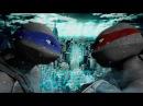 TMNT 2012Leo and Raph группа Улицы -Два друга - Метель и Вьюга
