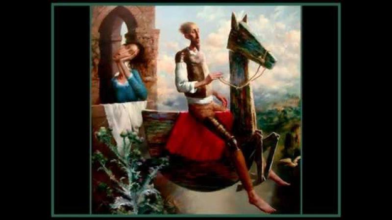György Ránki: Don Quijote y Dulcinea (1960) - Péter Pongrácz János Sebestyén