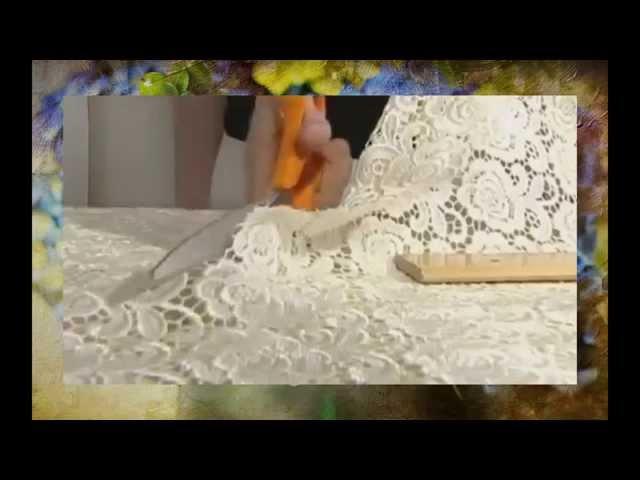 Как сшить кружевное платье футляр без выкройки