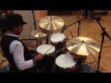 TELEFUNKEN Drum Solo Episode #1 Alan Evans (Alan Evans Trio, Soulive)