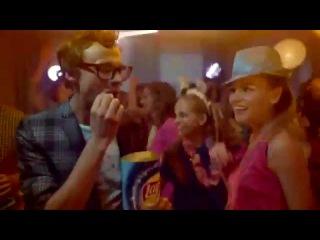 Музыка из рекламы Lay's сметана и зелень - Новый год вкуснее с Лэйс (2015)