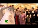 Мексиканец на ингушской свадьбе