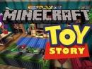 Прохождение карт в Minecraft Machinima ( сериал): ToyStory2. История игрушек 2. Серия 8. Финал.