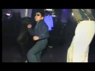Юный патимейкер в клубе