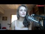 Сплин - Выхода нет (cover by Anastasiya Mokrova),девочка красиво спела кавер на песню,классный,шикарный голос,талант,поёмвсети