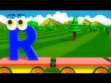 Binkie TV - ABC Train - Learn English Alphabet _ For Kids