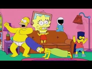 THE SIMPSONS - Homer SHAKE