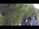 Прыжки с Гвоздя с командой RAPT - Люба