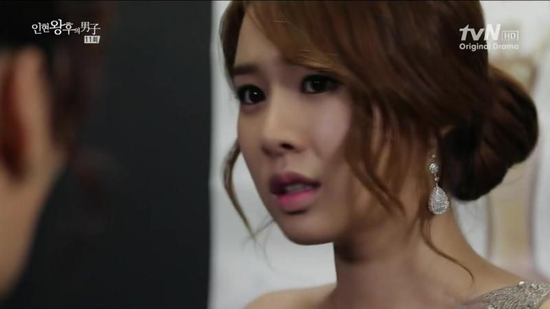 Рыцарь королевы Инхён Queen In Hyuns Man серия 11 (Озвучка GREEN TEA)