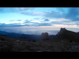 Крым- Караби-Яйла, Демерджи