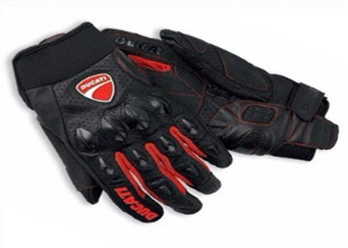 кожаные мотоперчатки Xelement XG-717 Acceleration Armored Motorcycle Gloves