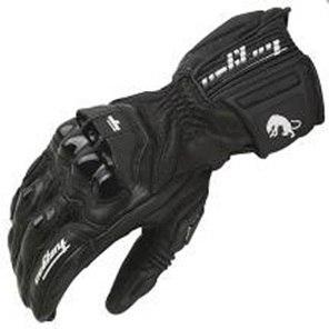 кожаные мотоперчатки Xelement XG-717 Acceleration Armored Motorcycle Gloves
