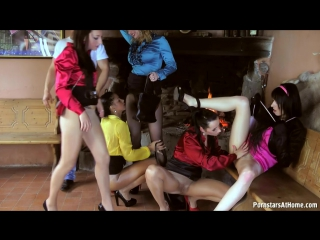 Pantyhose Piss Party Part 1 (Victoria Rose, Alex, Terra Sweet, El Storm, Anita Vixen) hard2013-05-28_1280