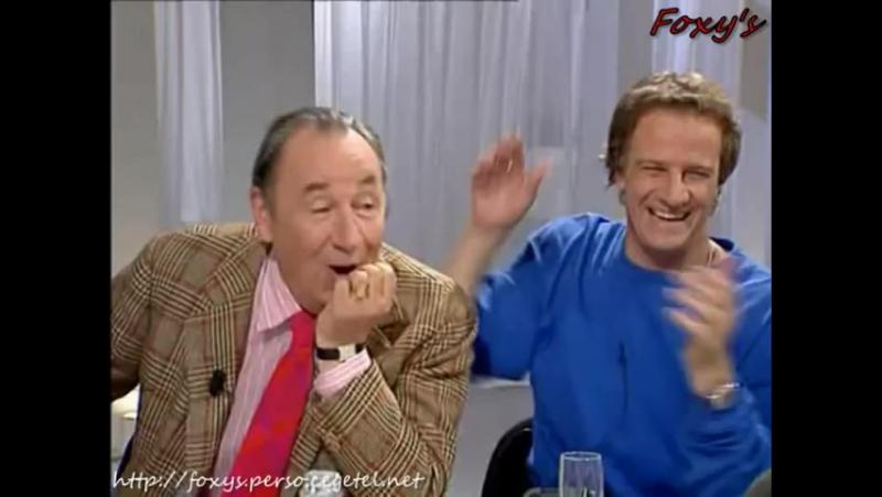 Christophe Lambert et Philippe Noiret chez NPA (Extrait)