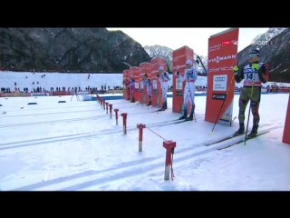 Лыжные гонки, кубок мира 2016.01.16. Планица, Словения, Мужчины, женщины, спринт, свободный стиль