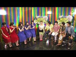 Nogizaka46 @ Teretō Ongaku-sai 2016(TV TOKYO Music Festival 2016 ) LINE LIVE (29 June 2016)