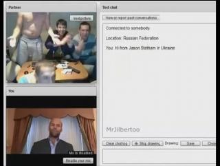 Джейсон Стэтхэм в чате (Vine Video)