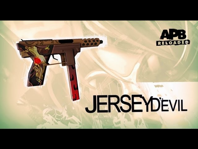 APB Reloaded Gameplay OSMAW EOL UL 3 'Jersey Devil' JMB 16 17