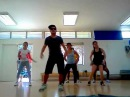 Balada boa (Tchê tcherere) coreografia original.
