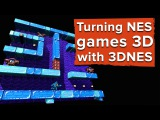 Turning NES games 3D - 3DNes is really cool, but flawed
