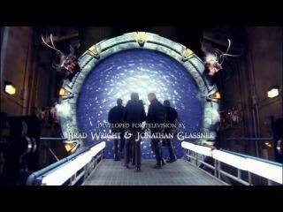 Stargate SG-1 (TV Series 1997–2007) | Season 10 | Opening intro Theme 【HD】