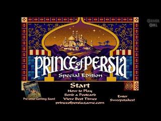 Флеш игра Prince of Persia