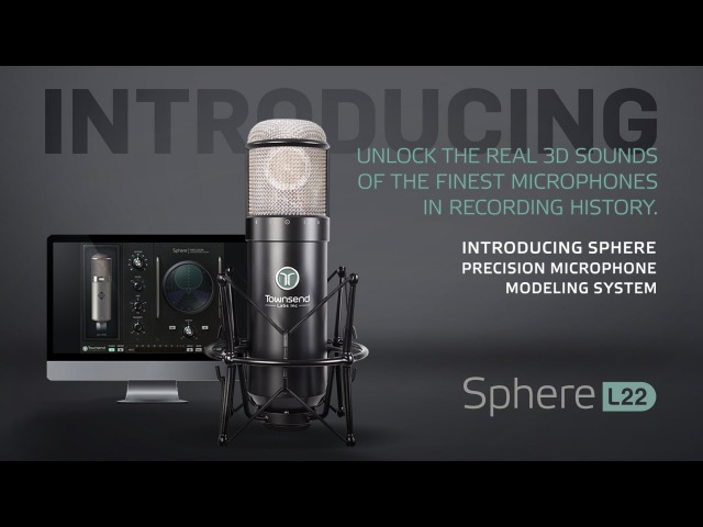 Townsend Labs Sphere Now on Indiegogo