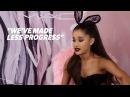 Ariana Grande MAC VIVA GLAM 2016 Interview with PopSugar