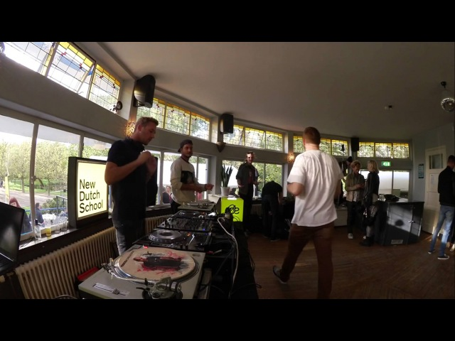 NDS Tv w/ Archie Hamilton @ 't Blauwe Theehuis ADE