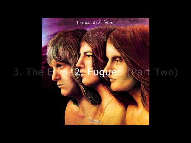 Trilogy Full Album [2012 Remaster] - Emerson, Lake Palmer [1972]