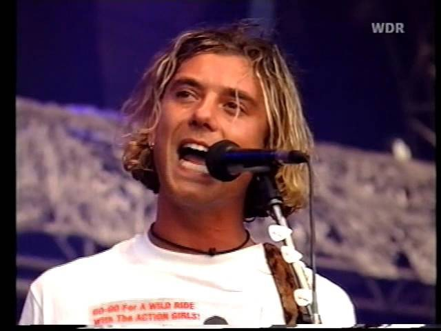 Bush Live Bizarre 1997 Full Set