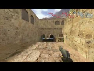 VERY OLD FRAGS CW&MIX GAME CS 1.6