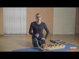 Основной комплекс упражнений на тренажере массажере Древмасс.